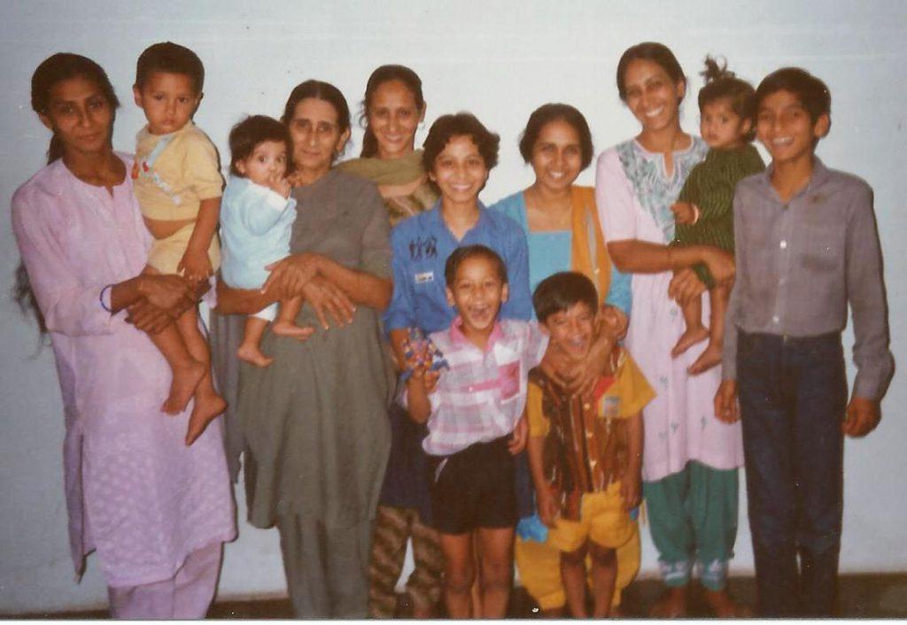परिवार 1989